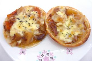 低たん白減塩ピザ